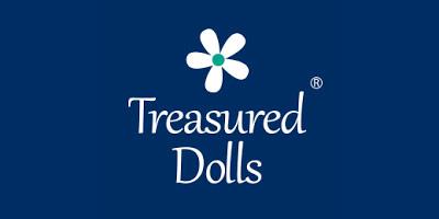 Treasured Dolls logo