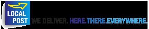 Localpost leaflet delivery Web Logo SEPT19