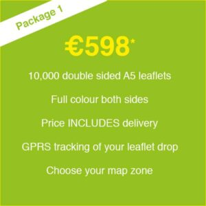 Leaflet Print & Delivery - Package #01