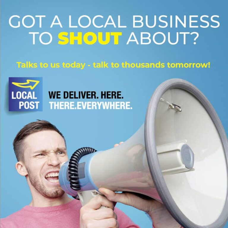 Got a local business to shout about?